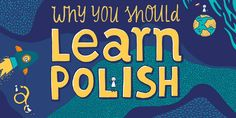 Is Polish the most difficult language out there? Some seem to think so. But there are plenty of reasons why you should learn it anyway! Learn Polish, Polish Language, Literature, Education, Learning, Behance, Culture, Illustrations, Languages