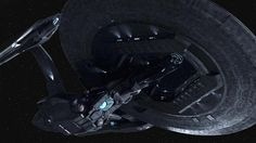 This Is The Dark Enterprise Ship Youll See In The Next Star Trek