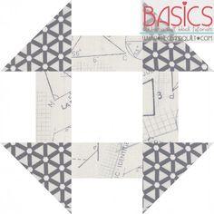 How to: Churndash Quilt Block - Basics Quilt Block Tutorials | Piece N Quilt | Bloglovin'
