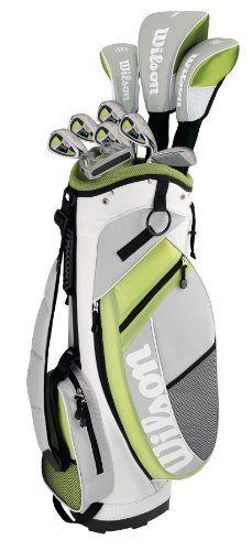 golf mens,golf tips,golf accessories,golf equipment,golf workout Ladies Golf Clubs, Used Golf Clubs, Womens Golf Set, Wilson Golf, Golf Now, Golf Card Game, Golf Breaks, Golf Club Sets, Golf Accessories