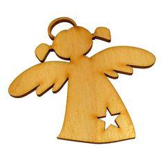Aniołek wiszący #1 - http://grawnet.pl/sklep/boze-narodzenie/anioly/aniolek-wiszacy-1/  #Anioły