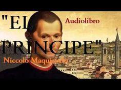 EL PRÍNCIPE Nicolás Maquiavelo Audiolibro completo
