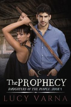 The Prophecy |  Maya Bellegarde has spent her entire life searching for a way to break the curse hanging over her and her People. As part of her quest she volunteers to investigate an anomalous burial at a Swedish archaeological dig where a rare cache of documents has been discovered side by side with an ancient symbol linked to the Seven Sisters the progenitors of the People.  While in Sweden Maya meets James Terhune an attractive archaic language expert and invites him to take on a…