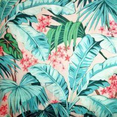 Turquoise botanica.