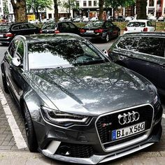audi vehicles themanliness: Audi - Photo by Audi Rs6, Audi Sport, Sport Cars, Audi 2017, Automobile, Mc Laren, Car Goals, Sexy Cars, Amazing Cars