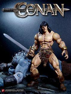 Conan the Barbarian (Conan) Custom Action Figure