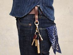 by Hollows Leather - more nice hardware