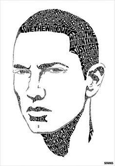 Eminem by Seanings