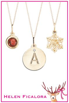 Choose the perfect gift for her! Get Free Shipping at helenficalora.com.
