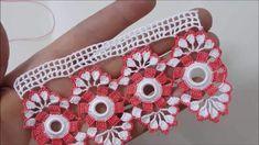 kolay havlu kenarı modeli Viking Tattoo Design, Viking Tattoos, Crochet Lace Edging, Sunflower Tattoo Design, Homemade Beauty Products, Foot Tattoos, Tattoo Models, Potpourri, Flower Patterns