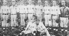 Eno Cotton Mill baseball team c.1904