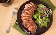 Maple Leaf Farms Duck Recipes Bistro Duck Breast