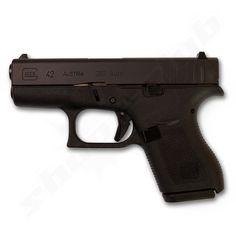 Glock 42 Gen 3 Pistole im Kal. .380 Auto - Slimline