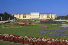 Vienna - Schönbrunn Palace / Wien - Schlosst Schönbrunn / Vienne - Château de Schönbrunn