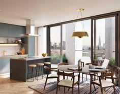 Hexagon Apartments - Parker Street WC2B 5PS | Buildington