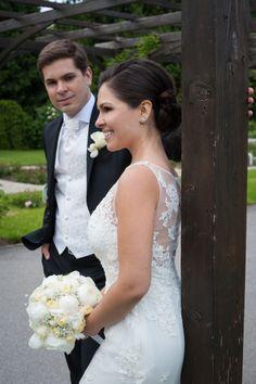 I really enjoyed my wedding day!-Distel pronovias