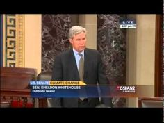 Senator Denies Climate Change On Senate Floor And Gets A Science Lesson From His Colleague