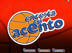 """Juegos Educativos Online Gratis: """"Encesta tu acento"""""""