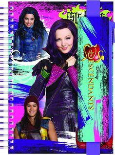 Descendants Novelty Notebook with Pencil Case: Amazon.co.uk: Toys & Games