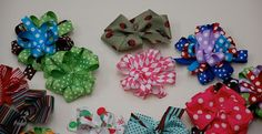 making different bows