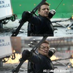 30 Behind the Scenes of Iconic Special Effects Shots - bemethis Marvel Vs, Disney Marvel, Marvel Memes, Avengers Memes, Movie Special Effects, Computer Generated Imagery, Movie Makeup, Captain America Civil, Lights Camera Action