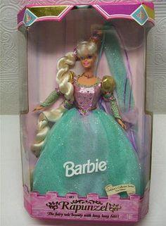 1994 Rapunzel Barbie