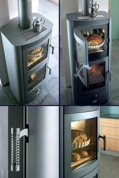 Wood Heating Stove Farmhouse Heat N Cook All Scandia