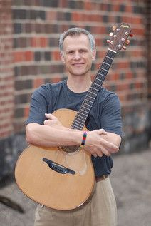 """Peter's not often overtly Christian, but he's big with the UU crowd.  Great lyricist, amazing guitar player.  Check out """"Holy Now."""""""