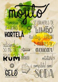 poster - Mojito