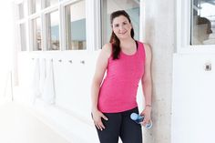 How she did it: Karen Price lost 30 pounds by getting active and setting small weight-loss goals. The whole family got involved, too! Photo by Frances Juriansz.