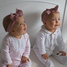 Cute Baby Twins, Twin Baby Girls, Twin Babies, Little Girls, Baby Kids, Baby Boy, Tatum And Oakley, Fisher, Besties