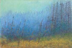 Pastels: Morning Mist Artwork-ID: 147-9815