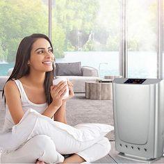 Ioniseur purificateur d'air médical