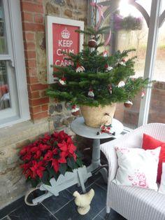 Christmas at Busy Bee Studio...........