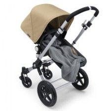 Voor de #winter: #Bugaboo #kinderwagen met wollen accessoires | Babystuf