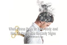 Research institutions from around the world have been making progress in understanding the effects of stress on the human body and their link with a variety of health problems. Stress has been linked to increased rates of heart disease digestive issues asthma and various types of addiction. It is important to recognize the signs that | via @lifeadvancer - lifeadvancer.com