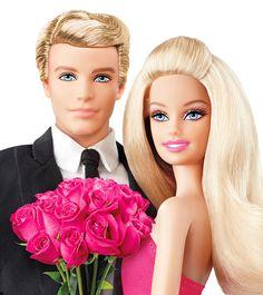 Barbie Photo: barbie and ken dolls Barbie And Ken Costume, Barbie Und Ken, Hobbies For Men, Cheap Hobbies, Perfect Relationship, Social Media Images, Family Costumes, Halloween Costumes, Ken Doll