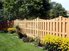 Screening for garden fence - wood or plastic?