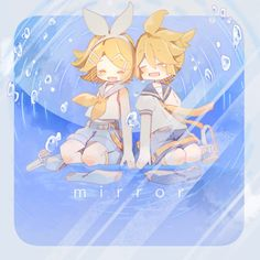 Vocaloid, Kaito, Kagamine Rin And Len, Best Friends Forever, I Am Awesome, Anime Art, Character, Twitter, Dogs