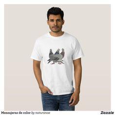 Mensajeras de color camiseta .. cómprala en .. [+] https://www.zazzle.es/mensajeras_de_color_camiseta-235136556183569034?CMPN=shareicon&lang=es&social=true&view=113323422869765217&rf=238420127640601648