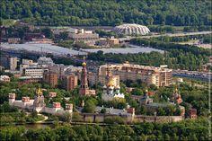 Самое высокое здание в Европе — «Город столиц»: victorborisov