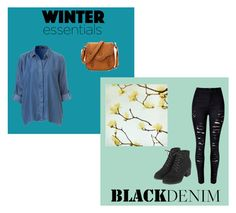 """""""Untitled #11"""" by lakeishajean on Polyvore featuring Topshop"""