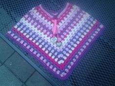 peuter poncho by B@bzzz