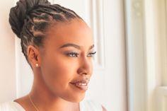 Fizemos uma seleção de 19 hairstyles maravilhosos para noivas negras. Fique de olho e escolha o seu!