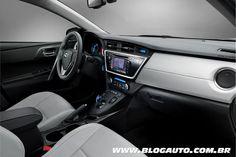 Toyota apresenta nova geração do Auris - Blogauto