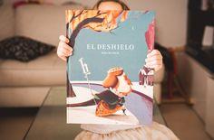 El Deshielo, un libro para la paz - Tigriteando
