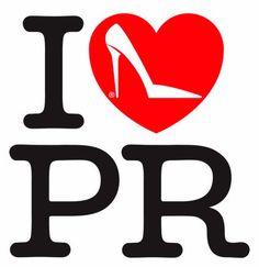 PR Secret Weapon... Red Shoes:)