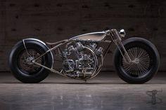 2016 Handbuilt Motorcycle Show - Builders Bikes - Revival Cycles