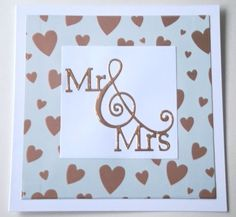 Square Envelopes, Copper Wedding, Mr And Mrs Wedding, Wax Paper, Etsy Uk, Card Maker, Mr Mrs, Greeting Cards Handmade, Picture Photo