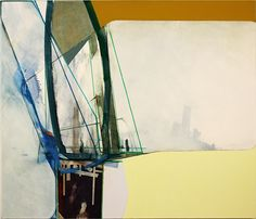Nick Lamia Artist untitled - 60 x 70 inches - oil on canvas - 2012